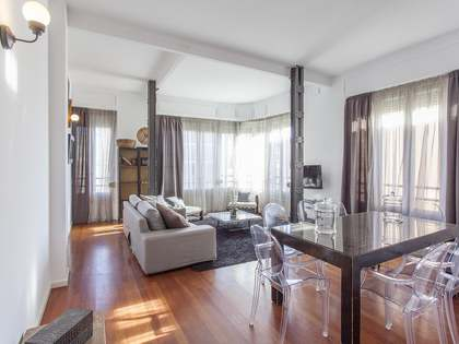Appartement van 160m² te huur in El Mercat, Valencia