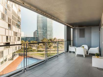 89 m² apartment with a terrace for sale in Diagonal Mar
