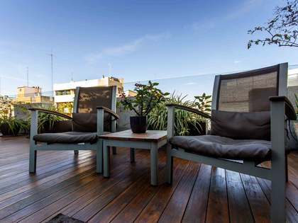 227 m² penthouse with a terrace for sale in El Pla del Remei