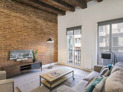 Turnkey property for sale on Calle Aribau, Eixample Barcelona