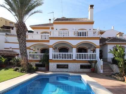 Casa / Vil·la de 342m² en venda a East Málaga, Màlaga
