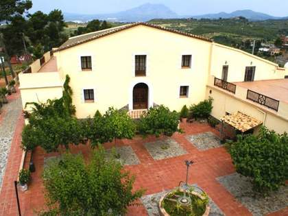 7th Century Masia for sale near Barcelona