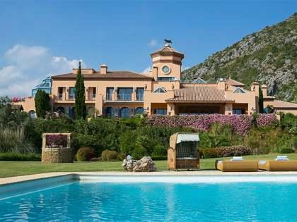 2,700m² Landhaus zum Verkauf in Sierra Blanca / Nagüeles