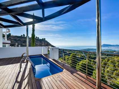 Maison / Villa de 317m² a vendre à Finestrat avec 69m² terrasse