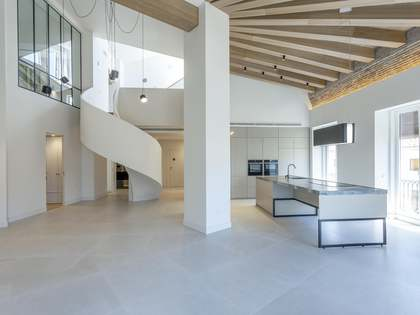 261m² Penthouse with 67m² terrace for sale in La Seu