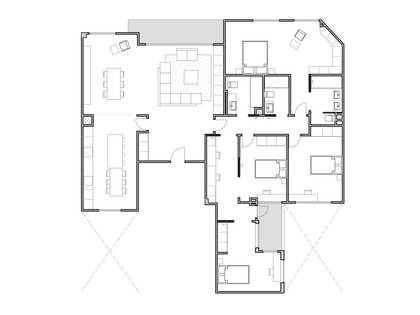 Piso de 250m² con terraza de 10m² en venta en Pla del Remei