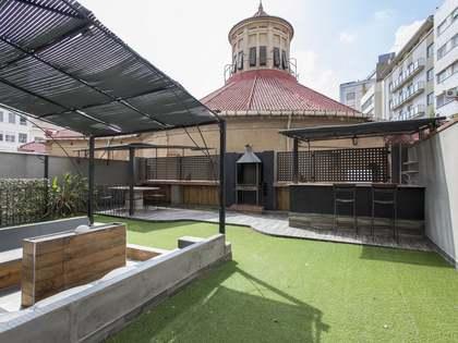 Квартира 110m², 60m² террасa аренда в Пла дель Ремей