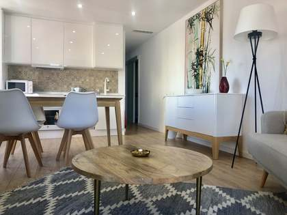 63m² Apartment for rent in El Mercat, Valencia