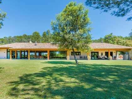 Maison contemporaine de luxe à vendre à l'Alt Empordà à Gérone