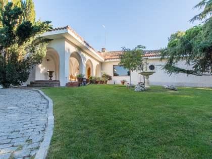 Casa / Villa de 1,050m² en venta en Pozuelo, Madrid