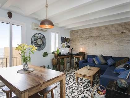 Appartement van 70m² te huur in Barceloneta, Barcelona