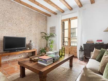 Pis de 92m² en venda a Gótico, Barcelona