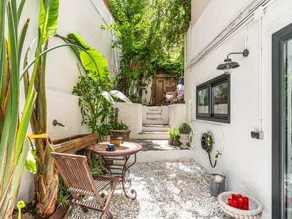 Appartement van 125m² te koop met 46m² Tuin in Gótico