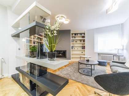 200m² Apartment for rent in Trafalgar, Madrid