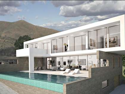 Luxury 4-bedroom villa in La Mairena to buy off plan