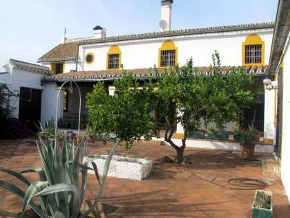 Equestrian property for sale close to Sevilla, Spain