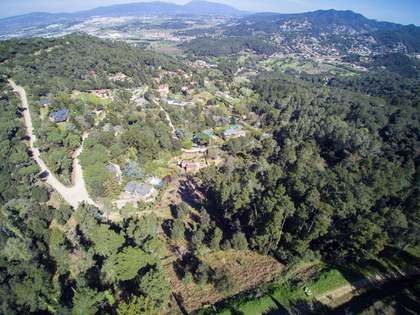 Parcela de 43,000m² en venta en Vallromanes, Maresme