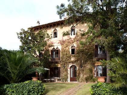 Luxury property for sale in Pedralbes Barcelona Zona Alta