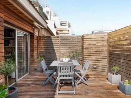 在 Tres Torres, 巴塞罗那 136m² 出售 顶层公寓 包括 23m² 露台