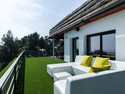 126 m² apartment with 90 m² terrace for sale in Bellamar