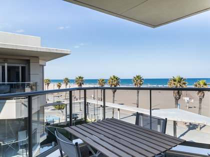 Apartment for sale in Playa de la Patacona on Paseo Maritimo