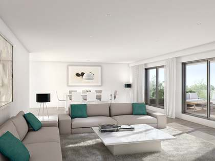 Stunning 3 or 4 bedroom penthouse for sale in new development residential complex in Arturo Soria