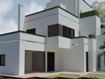 Дом / Вилла 340m², 188m² террасa на продажу в Льяфранк / Калейя / Тамариу