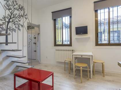 Loft di 65m² in affitto a Embajadores, Madrid