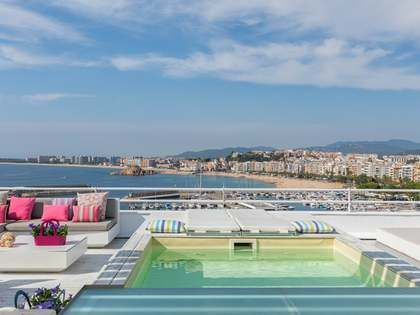 155m² Penthouse for sale in Blanes, Costa Brava