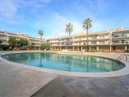 Appartement van 113m² te koop in Cubelles, Barcelona