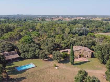 Masía de 546 m² en venta en Baix Emporda, Girona