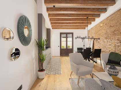 48m² lägenhet med 7m² terrass till salu i El Born