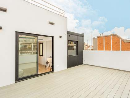 42m² Apartment with 27m² terrace for sale in Eixample Left