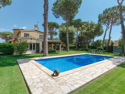 Casa / Vil·la de 425m² en venda a Llafranc / Calella / Tamariu