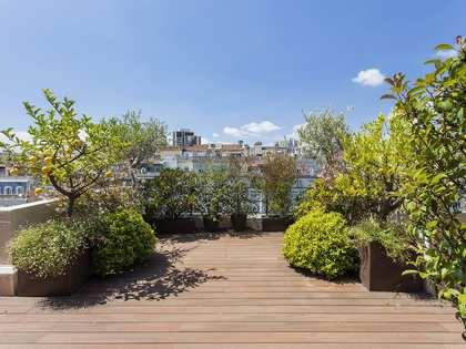Penthouse de 201m² a louer à Turó Park avec 94m² terrasse