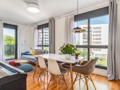 90m² Apartment for rent in Poblenou, Barcelona