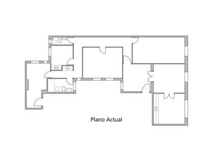 Appartement de 157m² a vendre à Trafalgar, Madrid