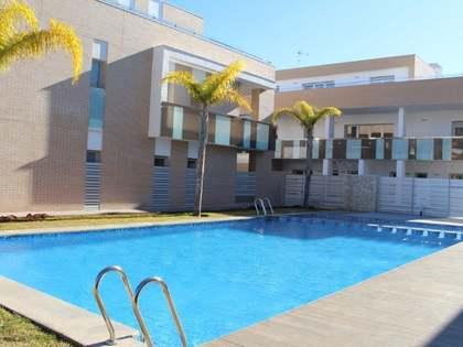 62m² Lägenhet med 78m² terrass till salu i Jávea