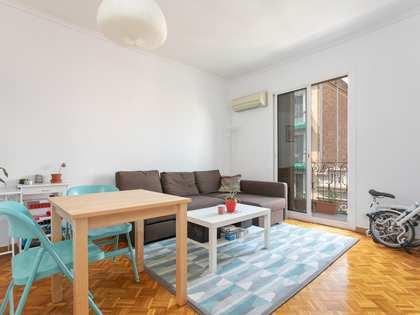 Квартира 75m² на продажу в Грасия, Барселона