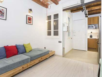 Charming apartment for sale in Gracia, Barcelona