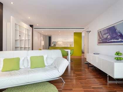 120m² Lägenhet med 10m² terrass till uthyrning i Barceloneta