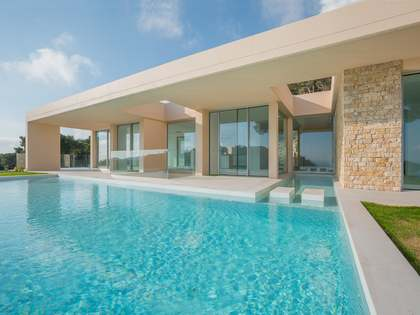 New villa for sale with spectacular views of Aiguablava