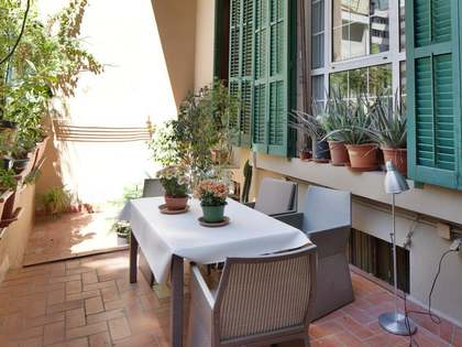 Stunning period apartment to buy in Eixample Right Barcelona