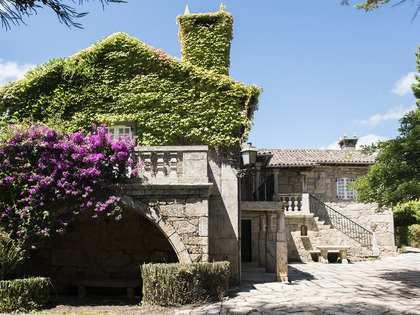 Дом / Вилла 650m² на продажу в Pontevedra, Галисия