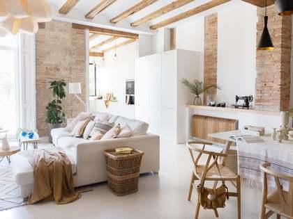 208m² Lägenhet med 30m² terrass till uthyrning i El Carmen