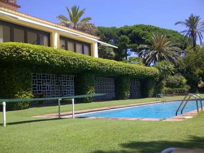 1,600m² Haus / Villa zum Verkauf in Sant Andreu de Llavaneres