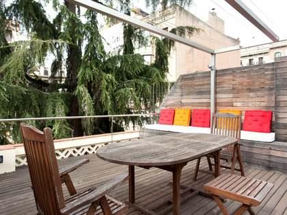 Huis te koop in Barcelona's exclusieve wijk Eixample