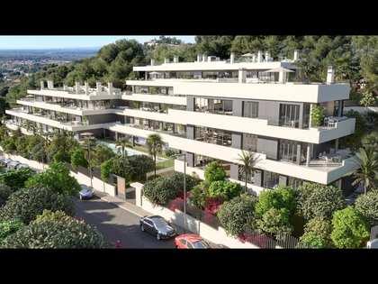 Appartamento di 162m² con giardino di 98m² in vendita a Los Monasterios