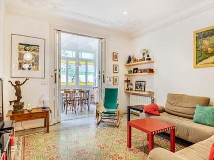 Квартира 130m², 15m² террасa на продажу в Правый Эшампле
