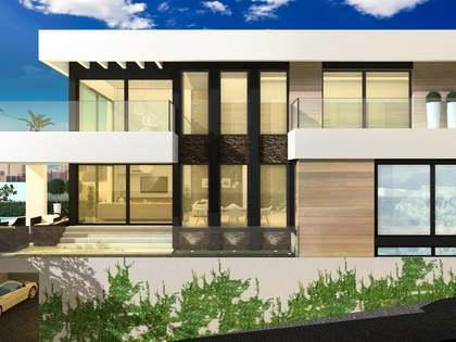 Дом / Вилла 313m² на продажу в Playa San Juan, Аликанте